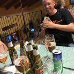 QUAD & ATV Urlaub - Der Italiener am Campingplatz