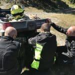 QUAD und ATV Offroad - Lago Negro 03