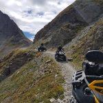 QUAD und ATV Offroad - Passo della Mulattiera 02