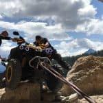 QUAD & ATV Offroad - Tour Forte Jafferau-07