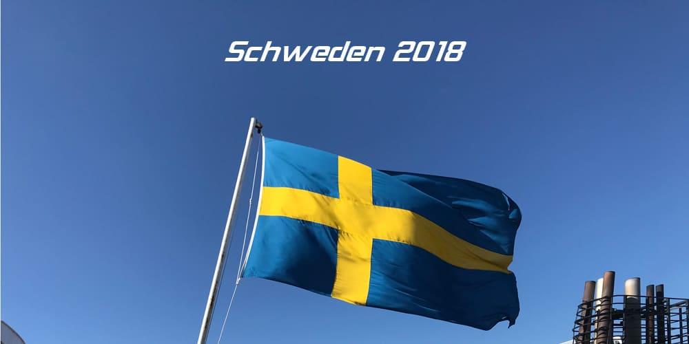 ATV und QUAD Tour in Schweden 2018
